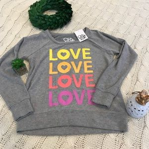 {Chaser} Love Sweater Sz Small
